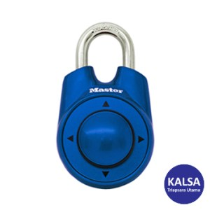 Master Lock 1500iEURDBLUE Combination Padlock