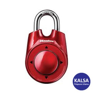 Master Lock 1500iEURDRED Combination Padlock