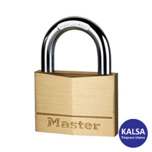 Master Lock 170EURD Solid Brass Padlocks Steel Shackle