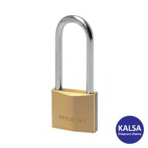 Master Lock 2940EURDLH Solid Brass Padlock Hardened Steel Shackle