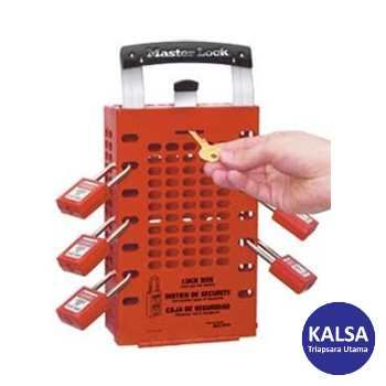 Distributor Master Lock 503RED Group Lock Out Boxes, Jual Master Lock 503RED Group Lock Out Boxes, Distributor LOTO 503RED Group Lock Out Boxes, Jual LOTO 503RED Group Lock Out Boxes