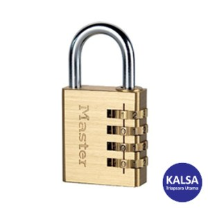 Master Lock 604EURD Combination Padlock