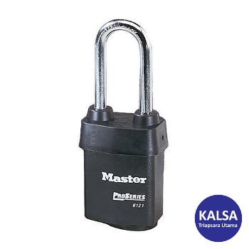Distributor Master Lock 6121EURDLJ Shrouded Shackle, Jual Master Lock 6121EURDLJ Shrouded Shackle