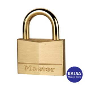 Master Lock 655EURD Solid Brass Padlocks Hardened Brass Shackle