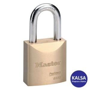 Master Lock 6850EURD Pro Series Brass Padlock
