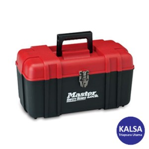 Master Lock S1023 Large Tool Box Lock Out Kits