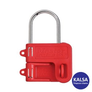 Master Lock S430 Safety Lock Out Hasp