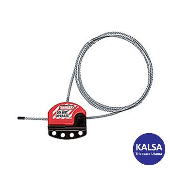 Distributor Master Lock S806 Adjustable Cable Lock Outs, Jual Master Lock S806 Adjustable Cable Lock Outs, Distributor LOTO S806 Adjustable Cable Lock Outs, Jual LOTO S806 Adjustable Cable Lock Outs
