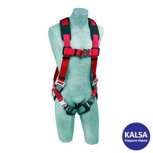 Protecta Pro 1191252 Small Vest Style Harness with Comfort Padding