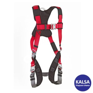 Protecta Pro 1191260 Medium or Large Vest Style Harness with Comfort Padding