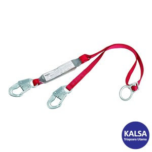 Protecta Pro 1340200 Tie Back Shock Absorbing Lanyard