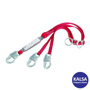 Protecta Pro 1342200 Tie Back 100% Tie Off Shock Absorbing Lanyard