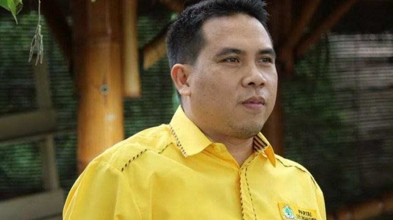 Muhammad Husni Fahruddin, Sekretaris DPD Golkar Kaltim