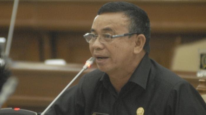 Jahidin, Ketua Komisi I DPRD Kaltim, Selasa (2/3/2021)