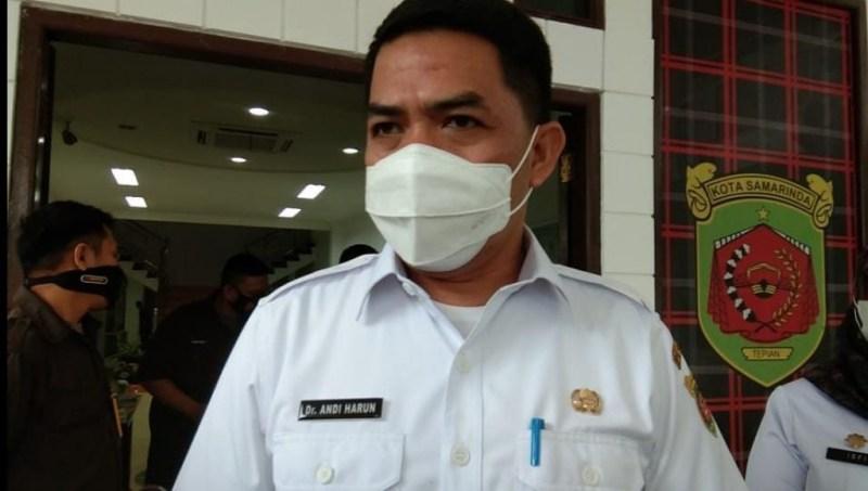 Andi Harun, Wali Kota Samarinda