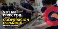 V Plan Director Cooperacion Espanola