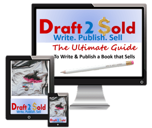 Draft 2 Sold Book Seller Code for New and Struggling Authors