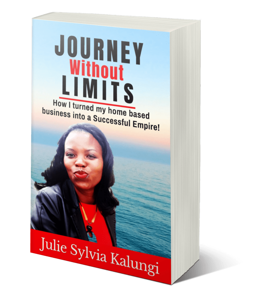 Journey Without Limits By Julie Sylvia Kalungi