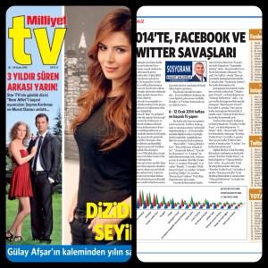18 Ocak 2014 - Milliyet TV - Sosyorank