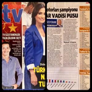 28.12.2013 - Milliyet tv - Sosyorank