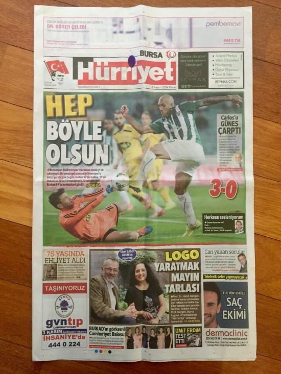 KENT MEYDANI HABER - HÜRRİYET BURSA 001