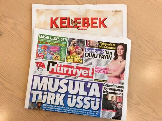 5 Aralık 2015 - Hürriyet Kelebek - 01