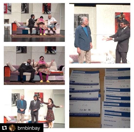 Tiyatro - 10 Mart 2016 - Kartal Bülent Ecevit Kültür Merkezi 02