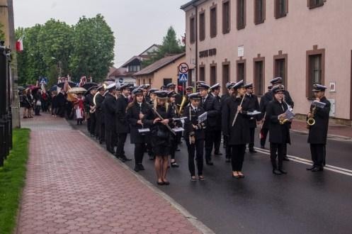 Uroczystości 228. rocznicy uchwalenia Konstytucji 3 Maja w Kalwarii Zebrzydowskiej - 3 maja 2019 r. fot. Andrzej Famielec, Kalwaria 24 IMGP7742