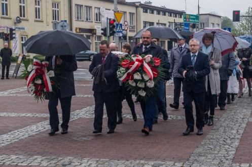 Uroczystości 228. rocznicy uchwalenia Konstytucji 3 Maja w Kalwarii Zebrzydowskiej - 3 maja 2019 r. fot. Andrzej Famielec, Kalwaria 24 IMGP7778