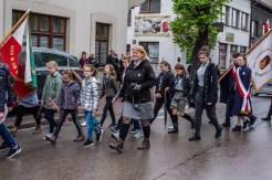 Uroczystości 228. rocznicy uchwalenia Konstytucji 3 Maja w Kalwarii Zebrzydowskiej - 3 maja 2019 r. fot. Andrzej Famielec, Kalwaria 24 IMGP7829