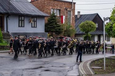 Uroczystości 228. rocznicy uchwalenia Konstytucji 3 Maja w Kalwarii Zebrzydowskiej - 3 maja 2019 r. fot. Andrzej Famielec, Kalwaria 24 IMGP7839