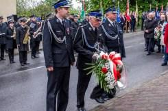 Uroczystości 228. rocznicy uchwalenia Konstytucji 3 Maja w Kalwarii Zebrzydowskiej - 3 maja 2019 r. fot. Andrzej Famielec, Kalwaria 24 IMGP7878