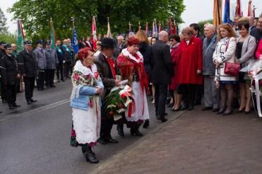 Uroczystości 228. rocznicy uchwalenia Konstytucji 3 Maja w Kalwarii Zebrzydowskiej - 3 maja 2019 r. fot. Andrzej Famielec, Kalwaria 24 IMGP7886