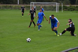 Sokół Przytkowice vs Skawa Wadowice 1:1 - 7 września 2019 r. - fot. Franciszek Sarapata