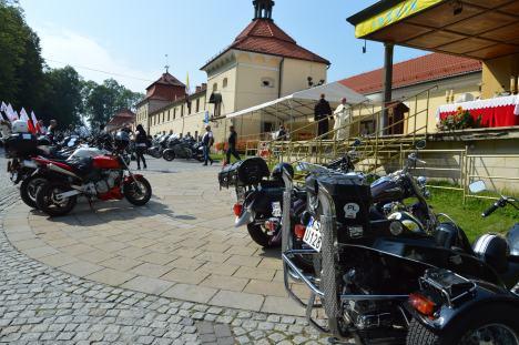 IX Ogólnopolska Pielgrzymka Motocyklistów do Kalwarii Zebrzydowskiej - 26 sierpnia 2017 r, - fot. Paweł Cebulak