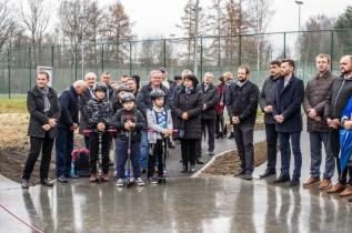 Otwarcie Skateparku w Kalwarii Zebrzydowskiej - 28 listopada 2019 r. - fot. Andrzej Famielec - Kalwaria 24 IMGP0411