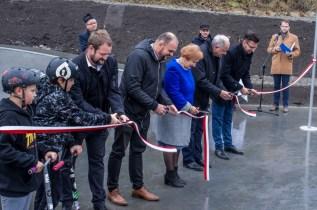Otwarcie Skateparku w Kalwarii Zebrzydowskiej - 28 listopada 2019 r. - fot. Andrzej Famielec - Kalwaria 24 IMGP0414