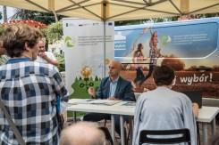 Mobilne Biuro Programu Czyste Powietrze w Kalwarii Zebrzydowskiej - 23 lipca 2020 r. - fot. Andrzej Famielec - Kalwaria 24-02214