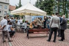 Mobilne Biuro Programu Czyste Powietrze w Kalwarii Zebrzydowskiej - 23 lipca 2020 r. - fot. Andrzej Famielec - Kalwaria 24-02219