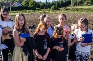 Coroczna Pielgrzymka na Kamionkę pod stary Krzyż Misyjny - Barwałd Dolny - 16.09.2018 r. - fot. Andrzej Famielec IMGP0681