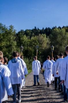 Coroczna Pielgrzymka na Kamionkę pod stary Krzyż Misyjny - Barwałd Dolny - 16.09.2018 r. - fot. Andrzej Famielec IMGP0688