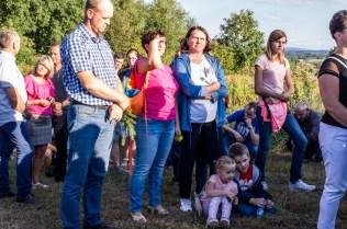 Coroczna Pielgrzymka na Kamionkę pod stary Krzyż Misyjny - Barwałd Dolny - 16.09.2018 r. - fot. Andrzej Famielec IMGP0717