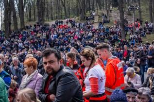 Misterium Męki Pańskiej w Kalwarii Zebrzydowskiej 2019 - Wielka Czwartek - 17 kwietnia 2019 r. fot. Andrzej Famielec, Kalwaria 24 IMGP6207