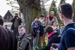 Misterium Męki Pańskiej w Kalwarii Zebrzydowskiej 2019 - Wielka Czwartek - 17 kwietnia 2019 r. fot. Andrzej Famielec, Kalwaria 24 IMGP6398