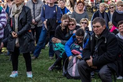 Misterium Męki Pańskiej w Kalwarii Zebrzydowskiej 2019 - Wielka Czwartek - 17 kwietnia 2019 r. fot. Andrzej Famielec, Kalwaria 24 IMGP6684