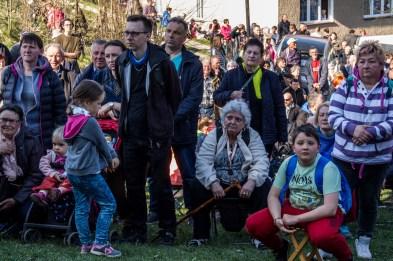 Misterium Męki Pańskiej w Kalwarii Zebrzydowskiej 2019 - Wielka Czwartek - 17 kwietnia 2019 r. fot. Andrzej Famielec, Kalwaria 24 IMGP6685