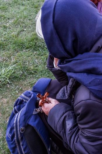 Misterium Męki Pańskiej w Kalwarii Zebrzydowskiej 2019 - Wielka Czwartek - 17 kwietnia 2019 r. fot. Andrzej Famielec, Kalwaria 24 IMGP6686