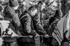 Misterium Męki Pańskiej w Kalwarii Zebrzydowskiej 2019 -Wielki Piątek - 19 kwietnia 2019 r. fot. Andrzej Famielec, Kalwaria 24 IMGP6896