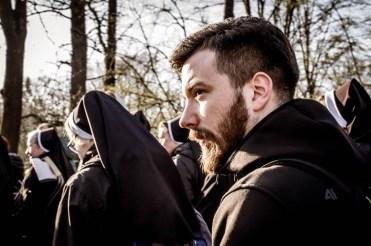 Misterium Męki Pańskiej w Kalwarii Zebrzydowskiej 2019 -Wielki Piątek - 19 kwietnia 2019 r. fot. Andrzej Famielec, Kalwaria 24 IMGP6931