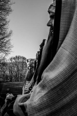 Misterium Męki Pańskiej w Kalwarii Zebrzydowskiej 2019 -Wielki Piątek - 19 kwietnia 2019 r. fot. Andrzej Famielec, Kalwaria 24 IMGP6988